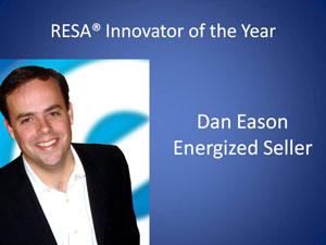 Innovator of the Year Dan Eason