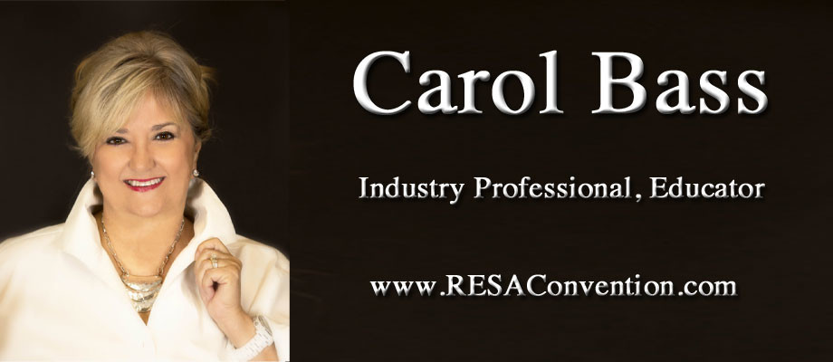Carol Bass RESA Convention 2015