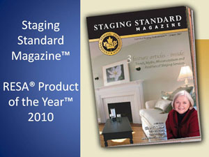 Staging Standard Magazine POY